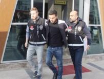 PTT Ve AVM'yi Soyan Cezaevi Firarisi Tutuklandı