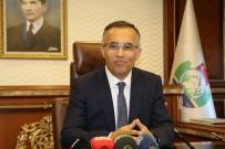 KARABÜKSPOR - Rize Valisi Kemal Çeber Görevine Başladı