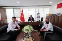 Şahinbey'in Gururu Gözünü Madalyaya Dikti