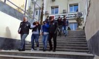 MEMUR - Sahte Polis Yeleğiyle Evlerden Gasp Yapan Şüpheliler Yakalandı