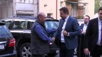SARAYBOSNA - Saraybosna Belediye Başkanı Skaka AA'nın Ofisini Ziyaret Etti