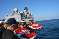 İSMAIL ÇORUMLUOĞLU - Sarıkamış Deniz Şehitleri Törenle Anıldı