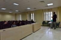 SAÜ'de 'Etkili İletişim Ve Diksiyon Eğitimi' Düzenlendi