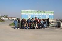 SAÜ'lü Öğrenciler Çevre Yatırımlarını Yerinde İncelediler