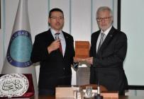 SAYIŞTAY - Sayıştay Başkanı'ndan Uludağ Üniversitesi'nin Projelerine Tam Not