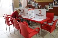 ÖĞRENCİ VELİSİ - Şehit Ahmet Akyol İlkokulu'nda Kan Bağışı Etkinliği