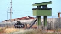Suriye'deki PKK'lılar Tarafından Ceylanpınar'a Taciz Ateşi Açıldı