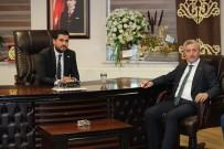 Tahmazoğlu'ndan GGC'ye 'Hayırlı Olsun' Ziyareti