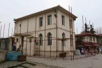 BOSTANCı - Tarihi Eyüpsultan Karakolu, Restore Edilerek Hizmete Açılacak