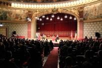 Trakya Üniversitesi Öğretim Üyesinden Bükreş'te Özel Performans