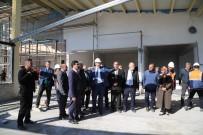 TURGUT ÖZAL - Türkiye'nin 3'Üncü Kayak Simülasyon Merkezi Sivas'a Yapılıyor
