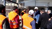 Türkiye'nin 3'Üncü Kayak Simülasyon Merkezinde Sona Doğru