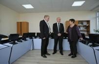 GALATASARAY LISESI - Ukrayna'da Tavriya Milli Üniversitesi'ne Tadilat Ve Donanım Desteği