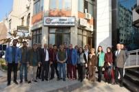 VEDA TÖRENİ - Vali Güvençer Manisalı Gazetecilerle Vedalaştı