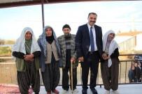 Vali Kaldırım'dan Köy Ziyareti