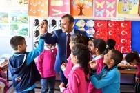 TUNCAY SONEL - Vali Sonel'den 'Haftalık Okul Ziyareti'
