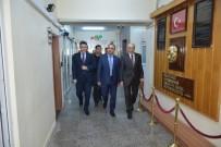 Vali Soytürk'den Milli Eğitim Müdürlüğüne Ziyaret