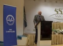 Van'da 'Ahilik Medeniyeti Ve Ticaret Ahlakı' Konferansı