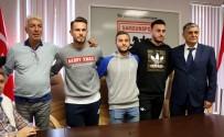 GÜRBULAK - Yılport Samsunspor 5 Futbolcusuyla Sözleşme Yeniledi