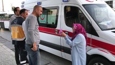 Adana'da Trafikte Silahlı Kavga Açıklaması 1 Yaralı
