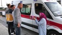 ATAKENT - Adana'da Trafikte Silahlı Kavga Açıklaması 1 Yaralı