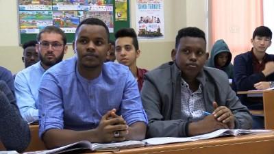 Afrika'nın geleceğine eğitim katkısı