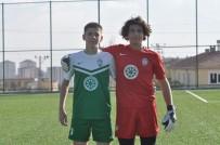 KAYSERİ ŞEKERSPOR - Ağabey Ve Kardeş Aynı Takımda Oynuyor
