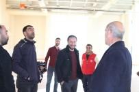 Ardahan'da Sporcu Fabrikası Açılışa Hazır