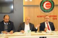 MAHMUT ARSLAN - Arslan, 'Kuveyt'teki Sendikalarla İlişkilerimizi Arttırıyoruz'