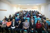 AYDOĞAN - ARÜ'de 'Alaş'ın İki Aydını' Adlı Konferans Düzenlendi