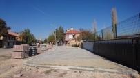 Aslanapa'da Altyapı Ve Yol Çalışmaları