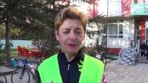 Ata'ya Saygı İçin Pedal Çeviriyorlar