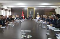 ZONGULDAK VALİSİ - Bağımlılık İle Mücadele İl Koordinasyon Toplantısı Yapıldı