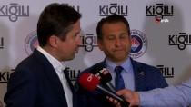 BAHÇEŞEHIR - Bahçeşehir Koleji Basketbol Takımı'na Yeni Sponsor