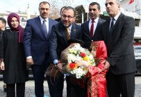 ZÜLFÜ DEMİRBAĞ - Bakan Kasapoğlu Açıklaması 'Şiddete Karşı El Birliği İle Savaşacağız'