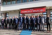TUNCAY SONEL - Bakan Kasapoğlu Açıklaması 'Türkiye'nin Tesisleşmesi Dünya Tesisleşme Literatüründe Bir Devrimdir'