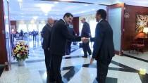 BAKÜ - Bakü Büyükelçisi Özoral Medya Yöneticileriyle Görüştü