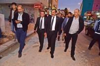 Başkan Atilla, Çalışmaları Yerinde İnceledi