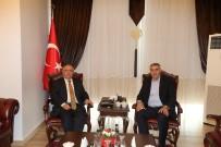 Başkan Toçoğlu'ndan, Vali Nayir'a Ziyaret