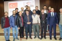 KAYHAN TÜRKMENOĞLU - Başkan Türkmenoğlu'ndan Başkale, Gürpınar Ve Gevaş'a Ziyaret