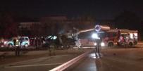 KAZIM KARABEKİR - Başkent'te Aşırı Hız Ölüm Getirdi