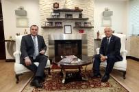 TAŞDELEN - Başkentin CHP'li Belediyeleri Buluştu