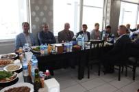 VEYSEL KARANI - Baykan Kaymakamı Esnafla Toplantı Yaptı