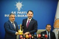 VAHDETTIN - Berat Albayrak Açıklaması 'Türkiye Artık Şampiyonlar Ligindedir'