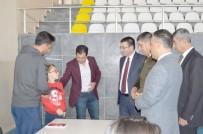 AHMET GENCER - Besni'de Sportif Yetenek Taraması Yapıldı