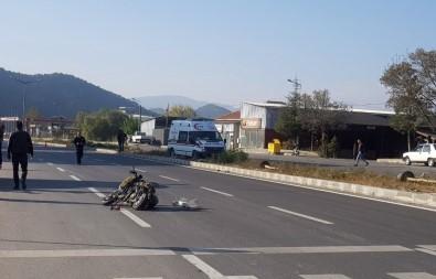 Bilecik'te Ambulans Motosiklet İle Çarpıştı Açıklaması 1 Ölü