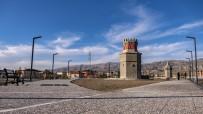 Binali Yıldırım Parkı Tamamlanıyor