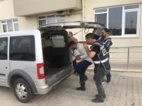 Burhaniye'de Büfe Ve Oto Hırsızlığı Zanlısı Yakalandı