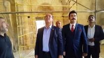 'Çukurova'nın Ayasofyası'nda Mozaikler Gün Yüzüne Çıkıyor