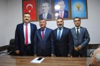 MUSTAFA ÖZER - Eğirdir'de 3 İsim AK Parti'ye Belediye Başkanı Aday Adaylığı Başvurusu Yaptı